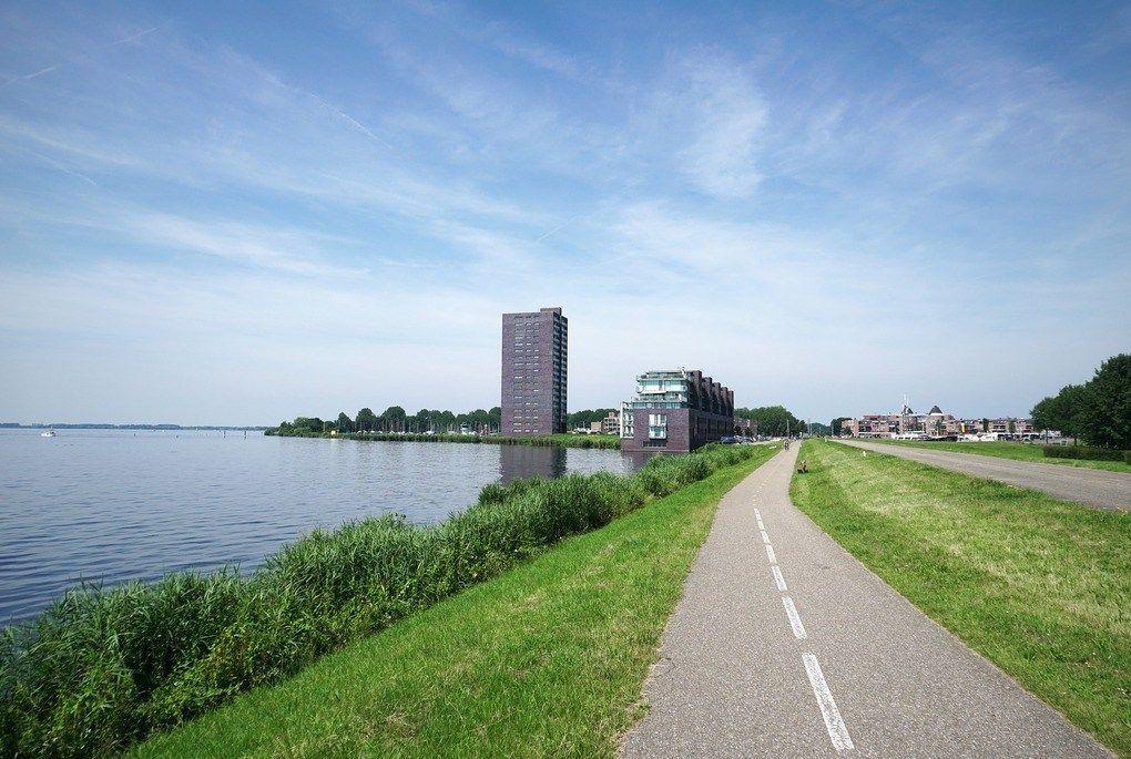 Almere harbor