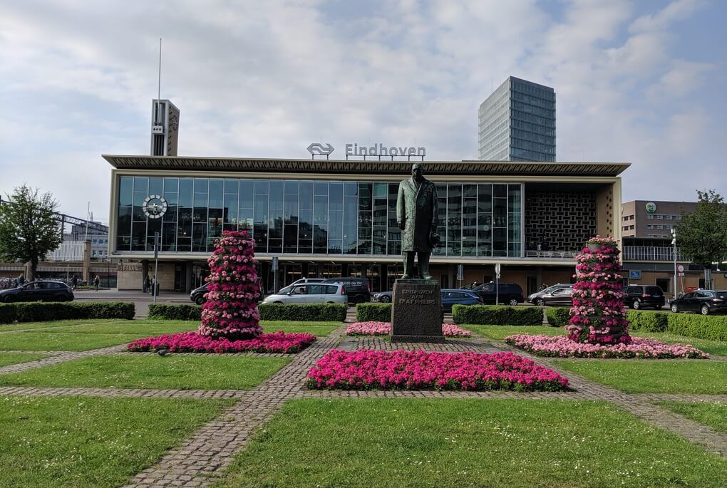 Eindhoven Central Train Station
