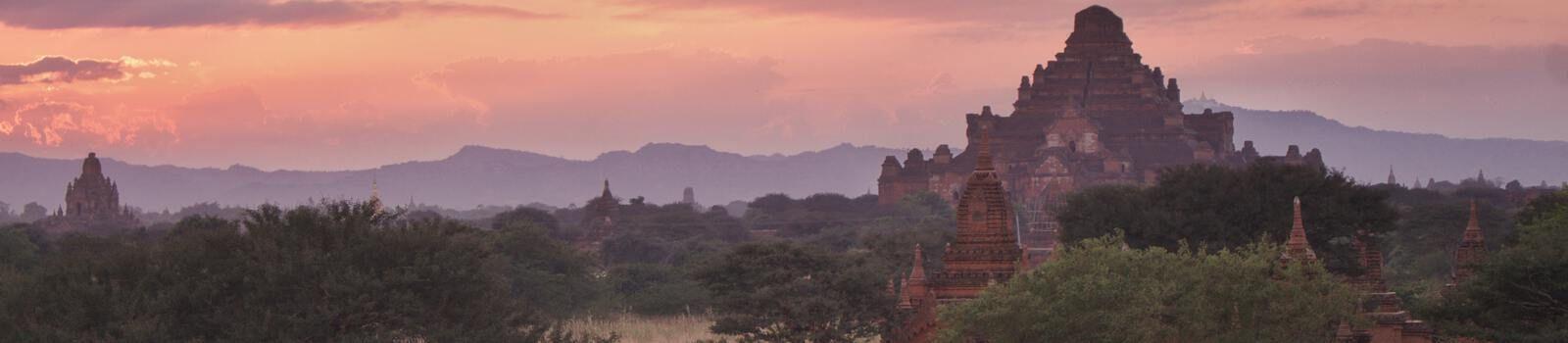 Birmanie Paysage