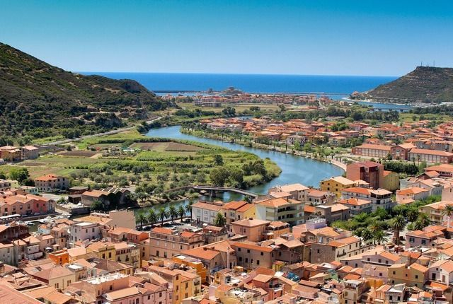 Vacanze in Sardegna - Bosa