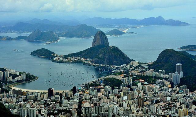 Brasilien Rio Aussicht
