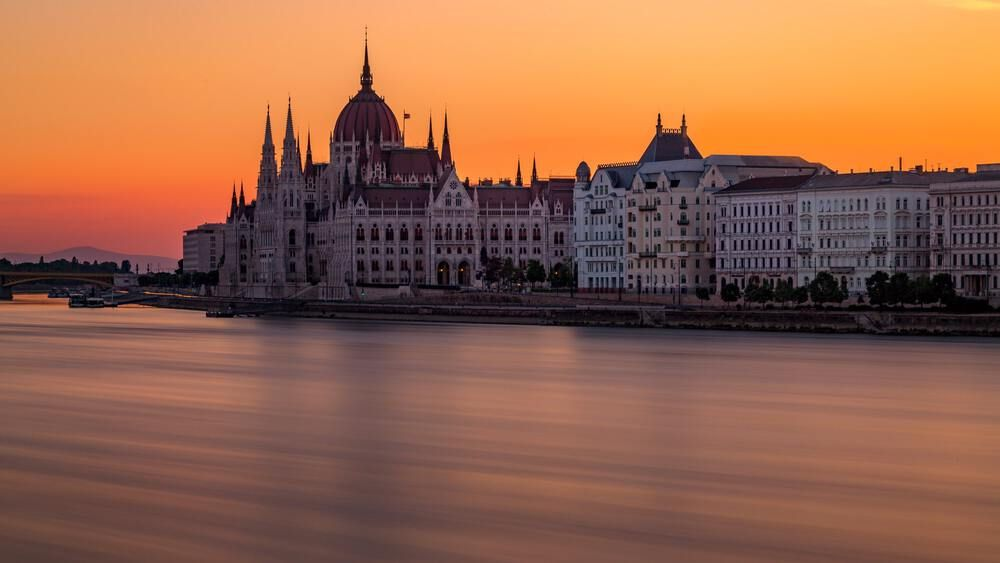 Explore Budapest on the Danube