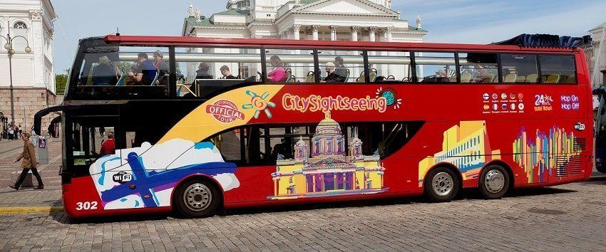 Bus Hop on Hop Off