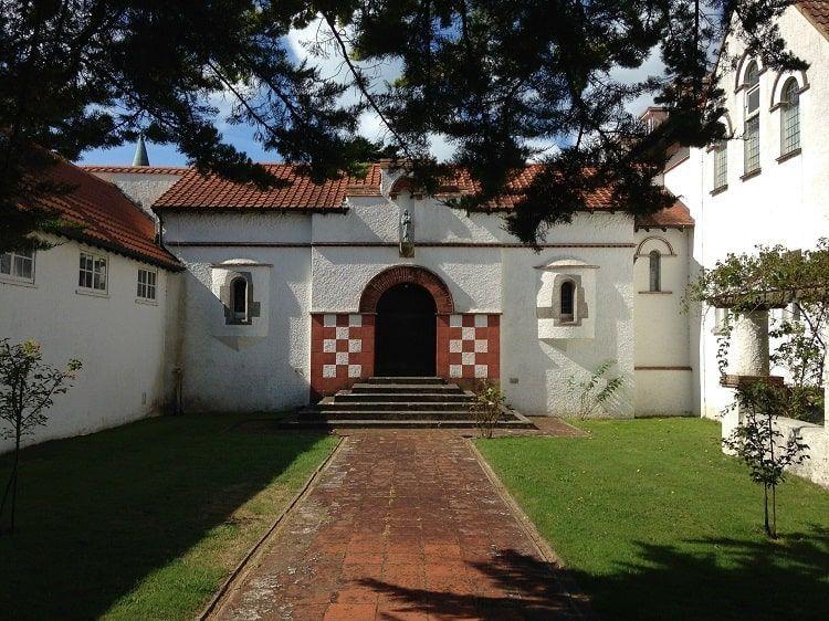 Monastère Caldey Island