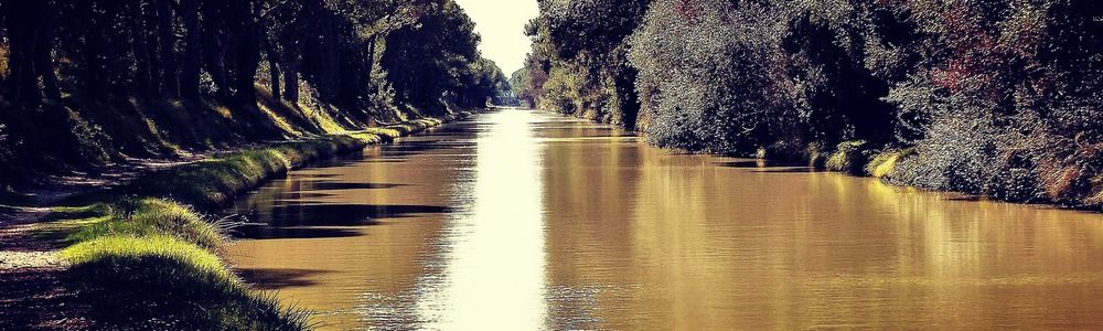 Croisière sur Canal