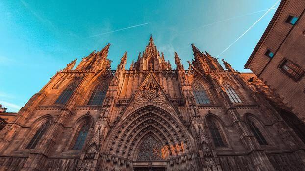 cattedrale barcellona barrio gotico