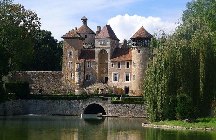 Chateau Bourgogne