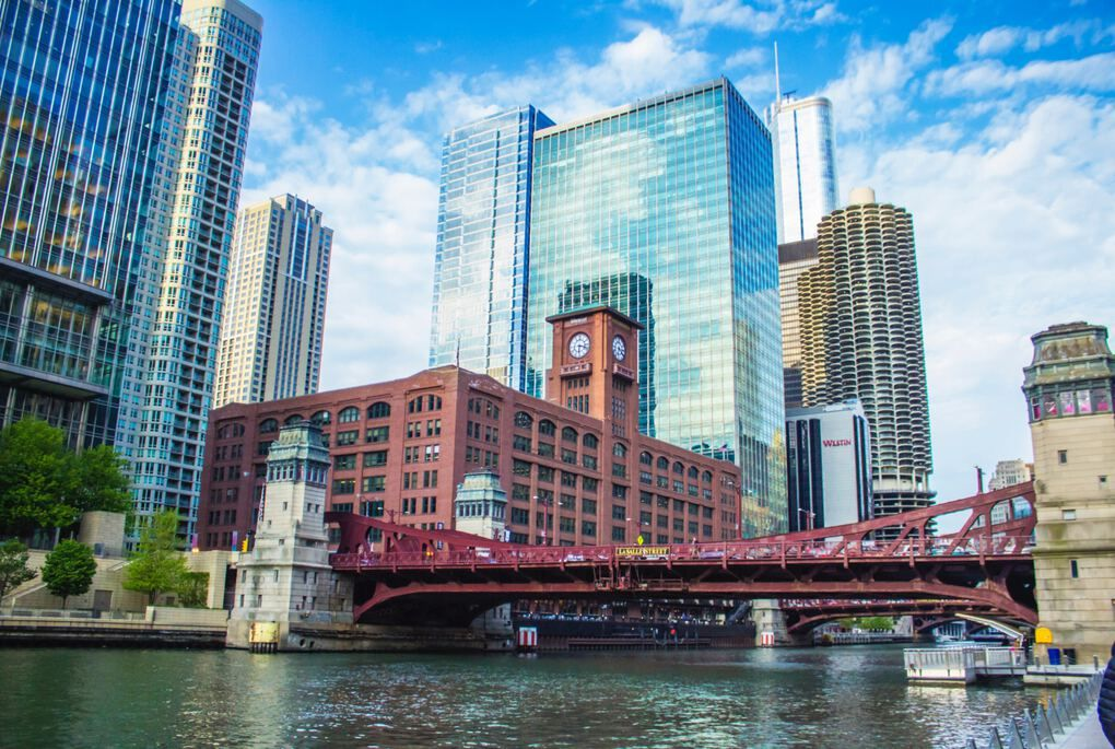 Things to Do in Chicago - River Walk