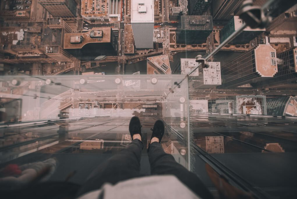 Things to Do in Chicago - Willis Tower Skydeck