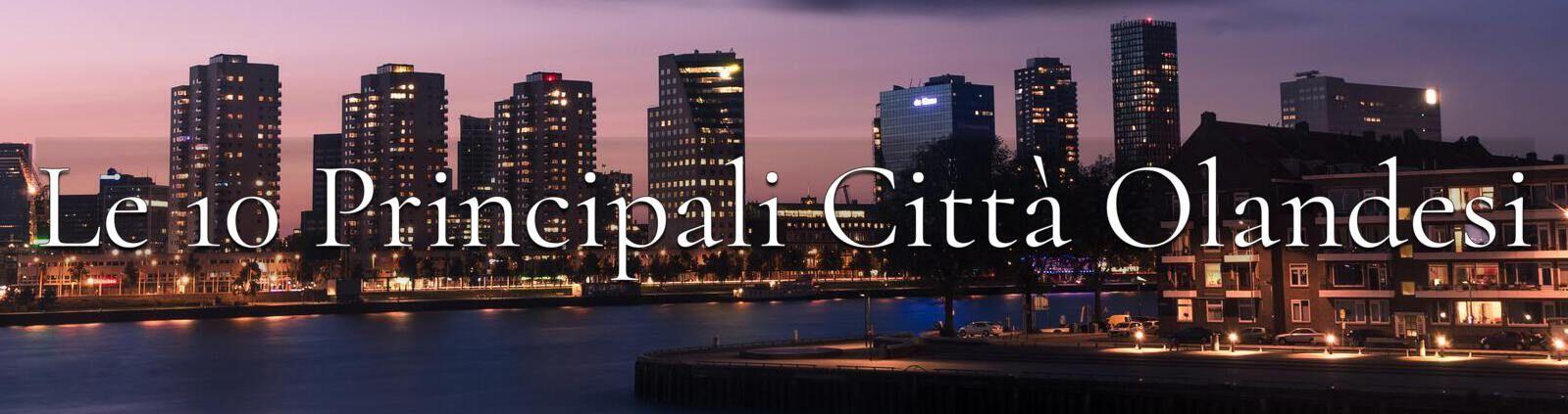 Paesi Bassi Città