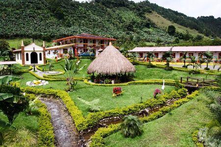 Colombie Fincas