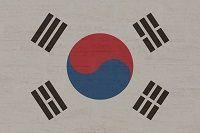 Drapeau Coree du Sud