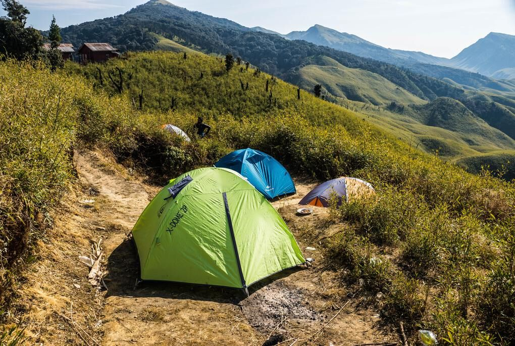 Camping in Manipur