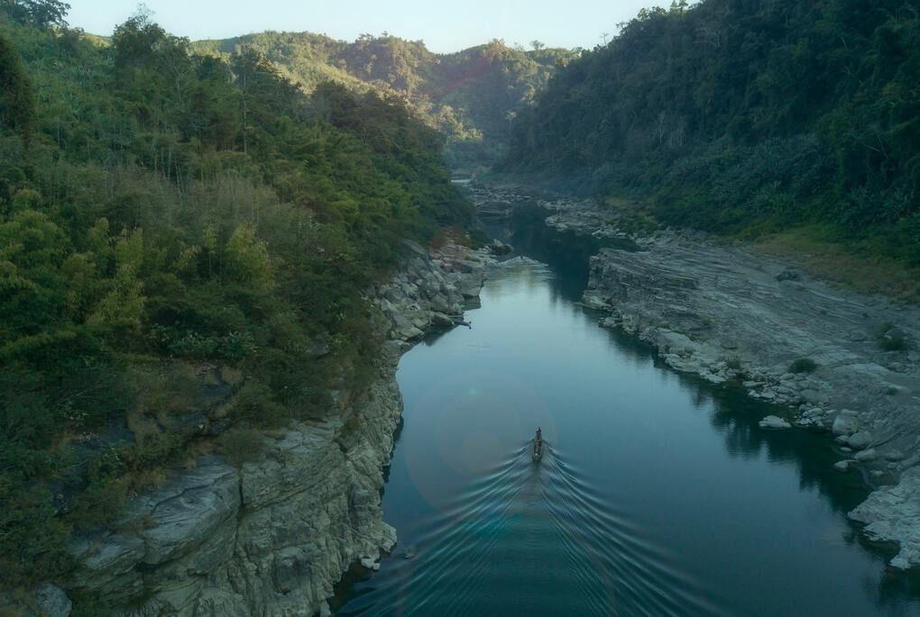 River in Mizoram