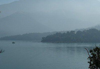 Taiwan lago
