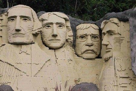 danimarca legoland monumenti