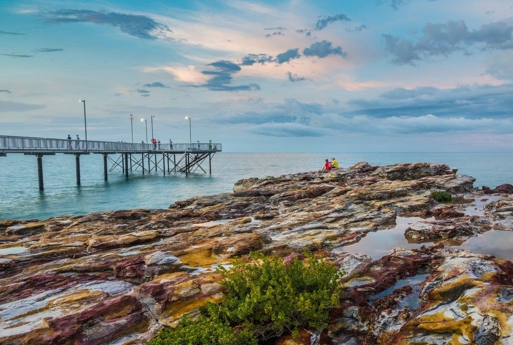 Darwin Nightcliff Jetty