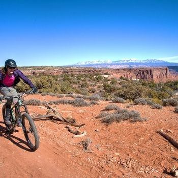 Dead Horse Point with Rim Tours