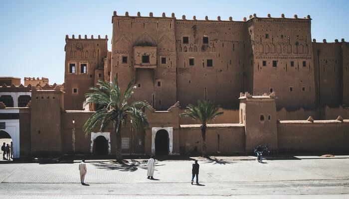 Atlas Kasbah Ecolodge Marokko