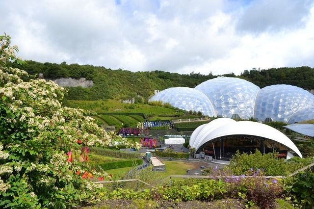 Discover the Eden Project in Cornwall