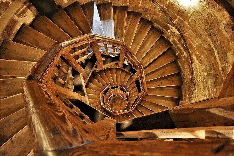 Escaliers Spirale