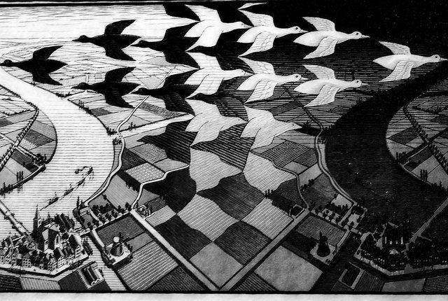 Escher in Het Palais