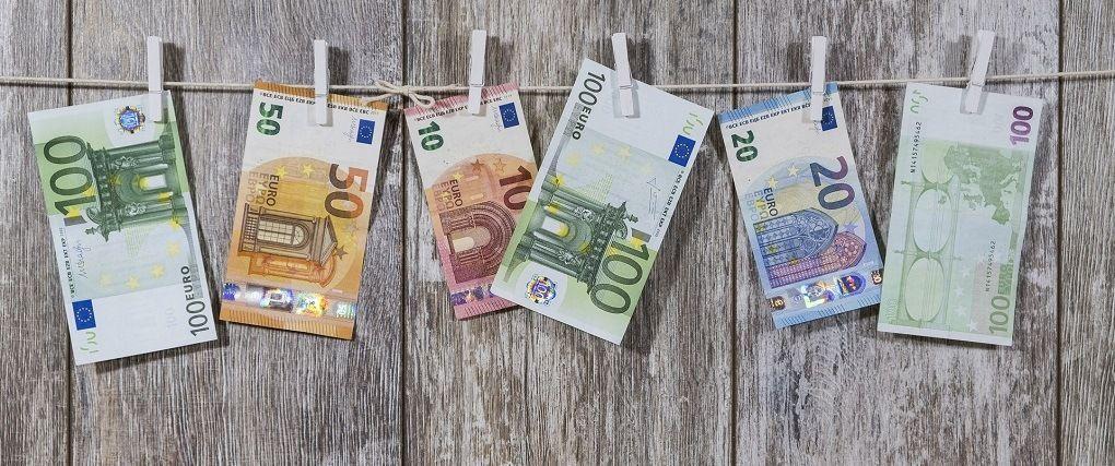 Billets Euros Corde Linge