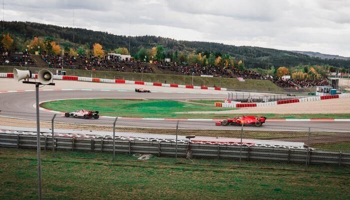 Formule 1 vanuit het publiek