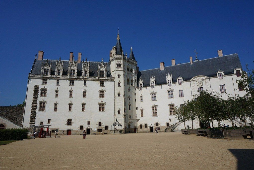Nanes Dukes of Brittany Chateaux\