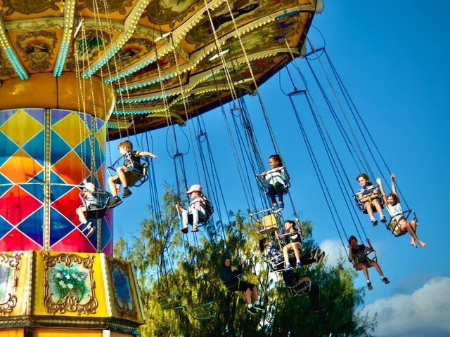 Visit a theme park on the Gold Coast