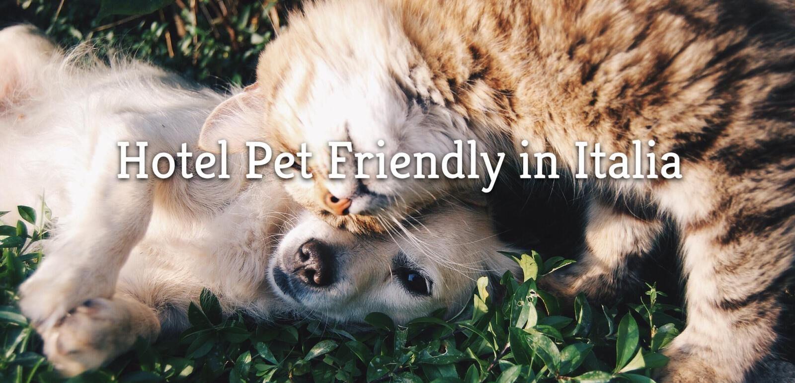 Hotel Pet Friendly Italia