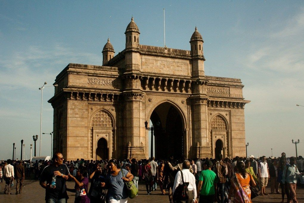 Monument India: Portal of India