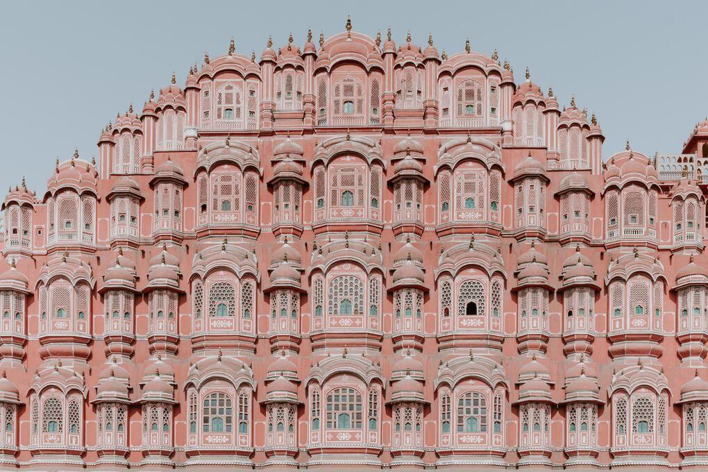 Monument India: Palazzo dei venti