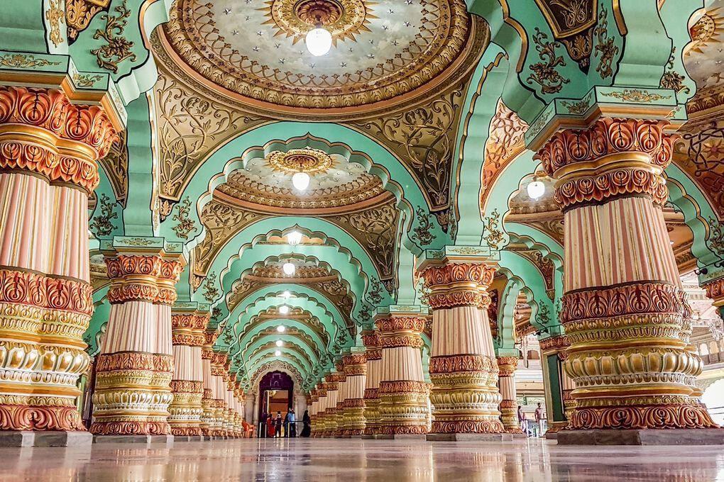 Monument Mysore India