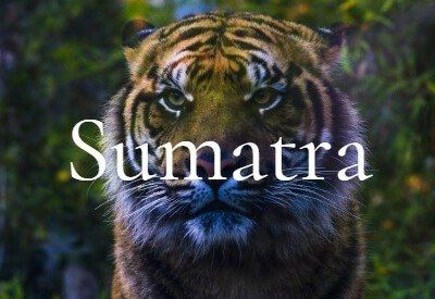 Sumatra Indonesië