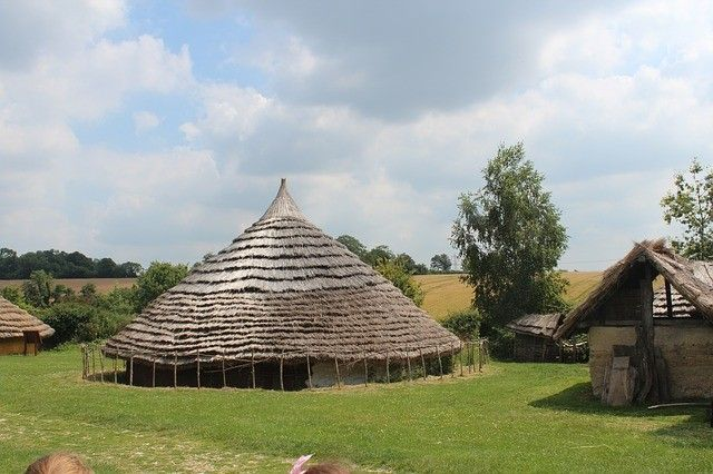 Iron Age Village, Pembrokeshire