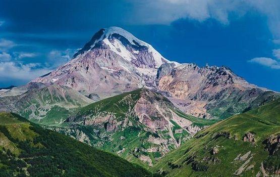 Kashtan Georgia - Montagna Europea