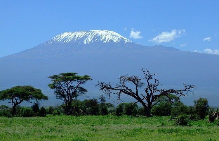 Kilimandjaro Hiver