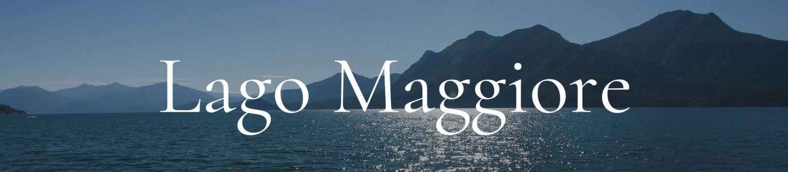 Lago Maggiore Banner