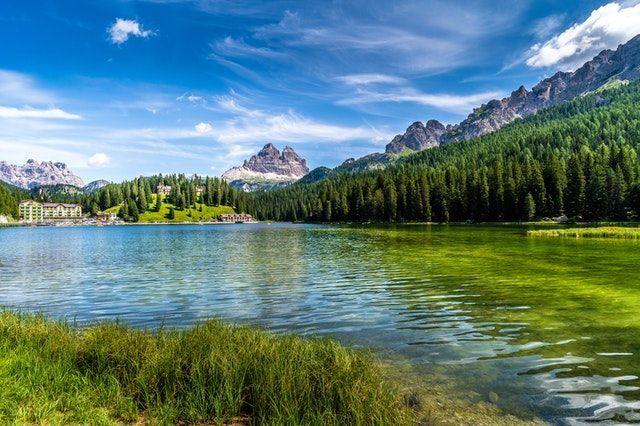 Lago Maggiore Aussicht