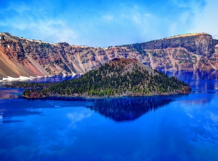 Parc National Crater Lake