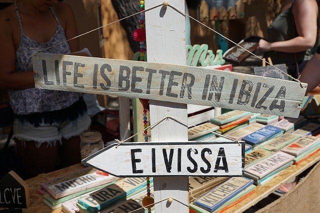 Ibiza hippy markets