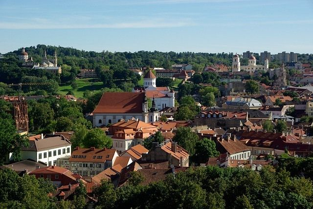 Discover the Wonders of Vilnius