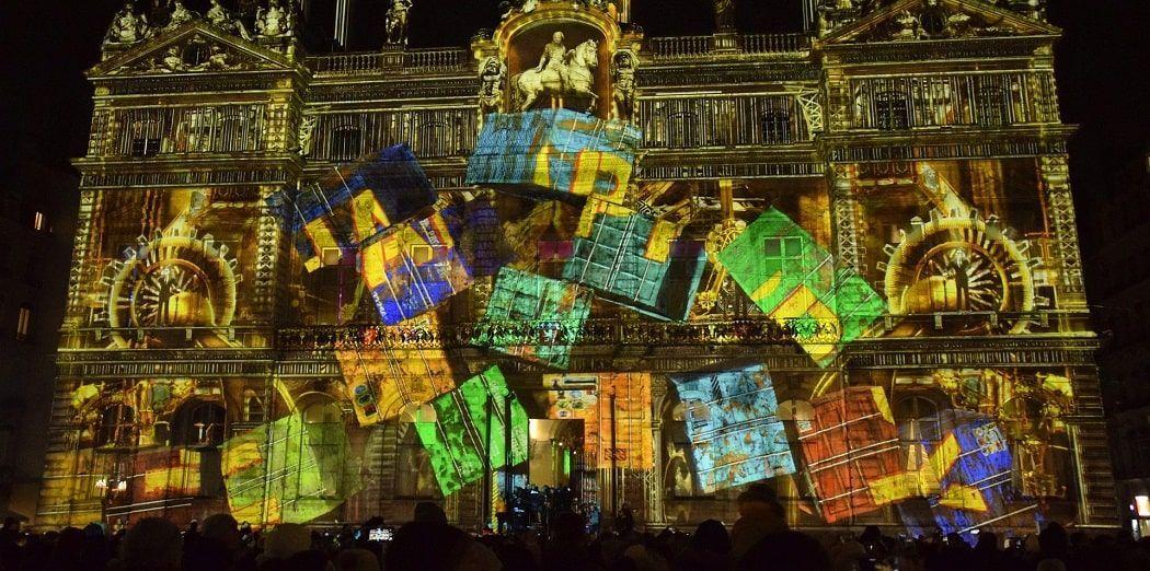 Fete des lumières Lyon