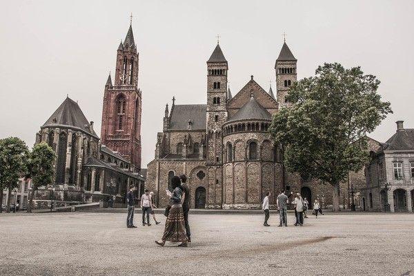 Maastricht plein