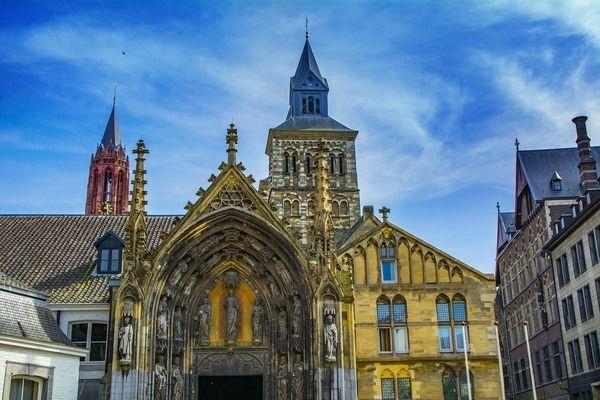 Maastricht kerk