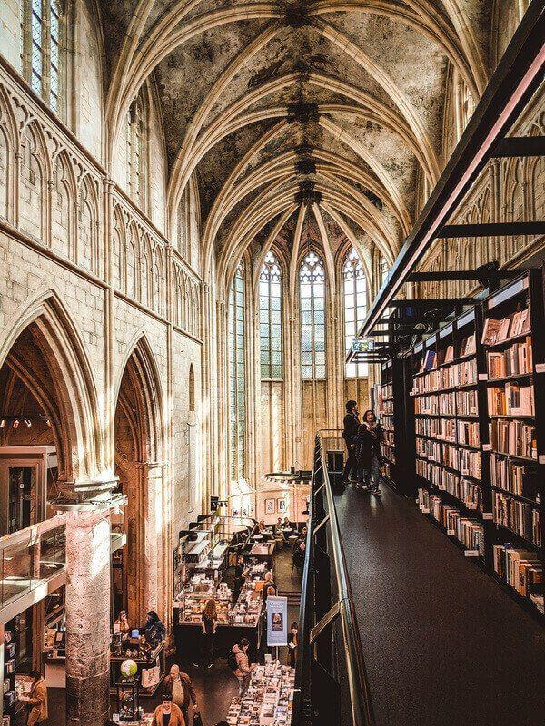 Maastricht Boekhandel Dominicanen