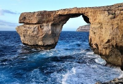 Vakantie Malta rots