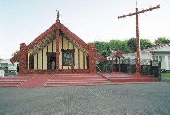 Nuova Zelanda Maori