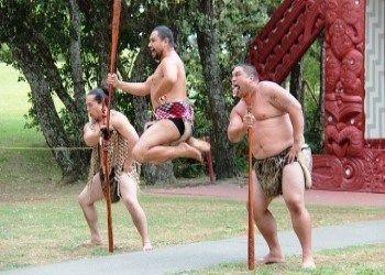Danza Maori Nuova Zelanda